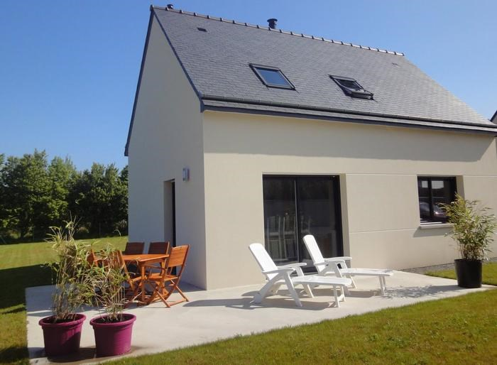 Location vacances Lanmodez -  Maison - 5 personnes - Barbecue - Photo N° 1