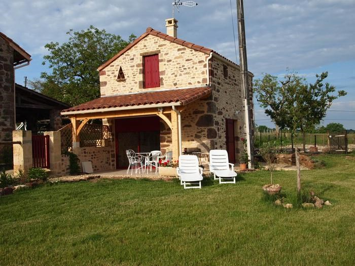 Holiday rentals Grives - House - 2 persons - BBQ - Photo N° 1