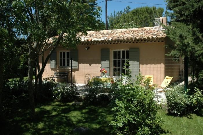 Location vacances Aix-en-Provence -  Maison - 2 personnes - Jardin - Photo N° 1
