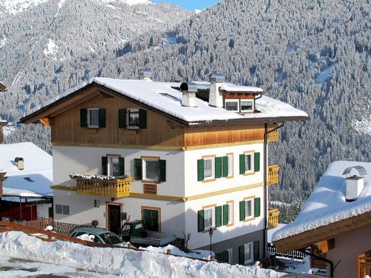 Appartement pour 3 personnes à Vigo di Fassa