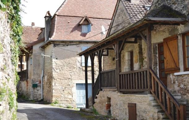 Location vacances Marcilhac-sur-Célé -  Maison - 4 personnes - Télévision - Photo N° 1