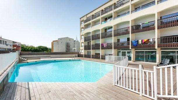 Location vacances Agde -  Appartement - 4 personnes - Chaise longue - Photo N° 1