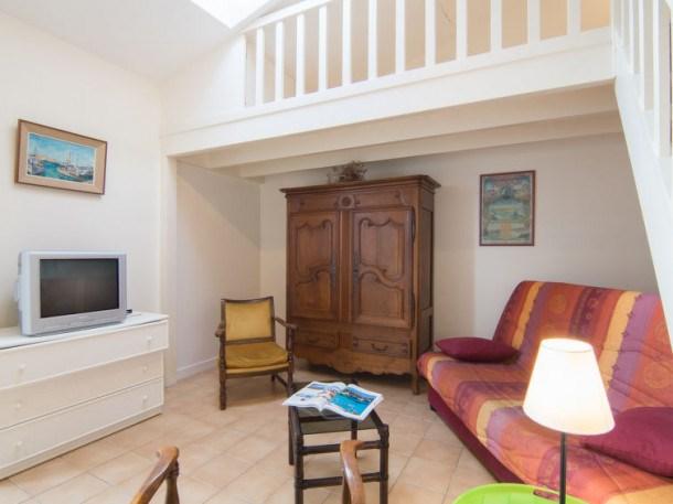 Location vacances Royan -  Maison - 5 personnes - Télévision - Photo N° 1