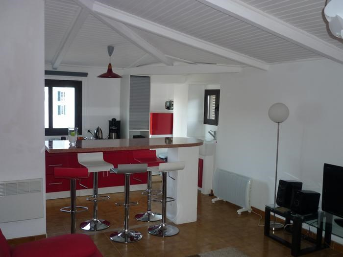 Location vacances Calenzana -  Appartement - 5 personnes - Barbecue - Photo N° 1