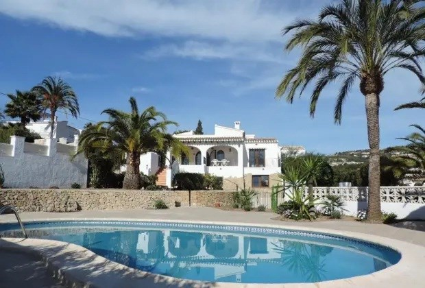Holiday rentals Benissa - House - 8 persons - BBQ - Photo N° 1