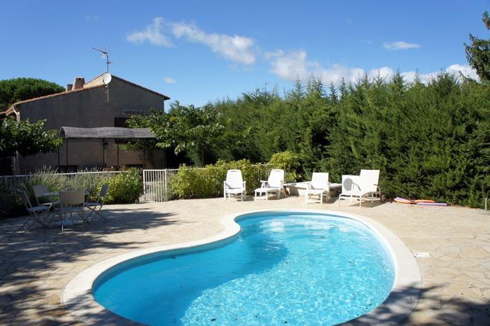 Holiday rentals Régusse - House - 8 persons - BBQ - Photo N° 1