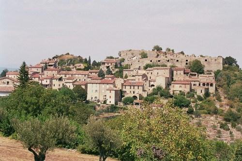 Banne, village médiéval sud Ardèche