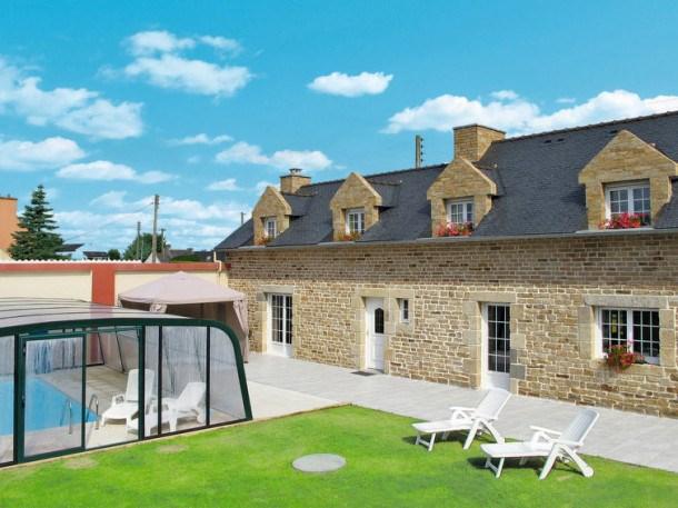 Location vacances Plounéour-Trez -  Maison - 8 personnes - Barbecue - Photo N° 1