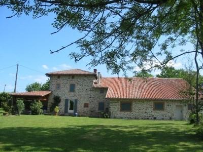 gite indépendant - Oradour sur Vayres