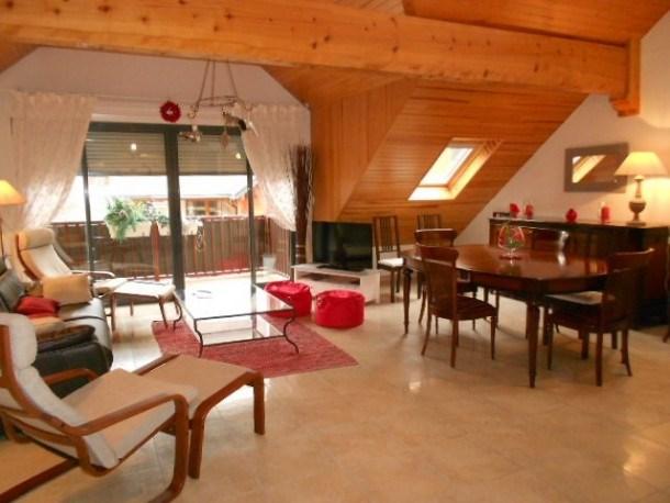 Location vacances Saint-Lary-Soulan -  Appartement - 10 personnes - Télévision - Photo N° 1