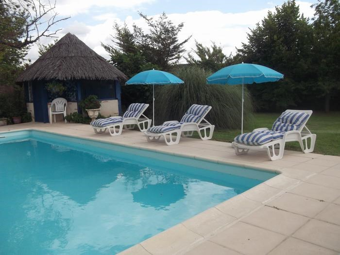 Location vacances Bassillac -  Maison - 4 personnes - Barbecue - Photo N° 1