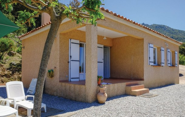 Location vacances Casalabriva -  Maison - 4 personnes - Barbecue - Photo N° 1