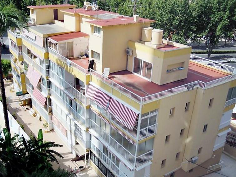 Appartement pour 2 personnes à Benidorm