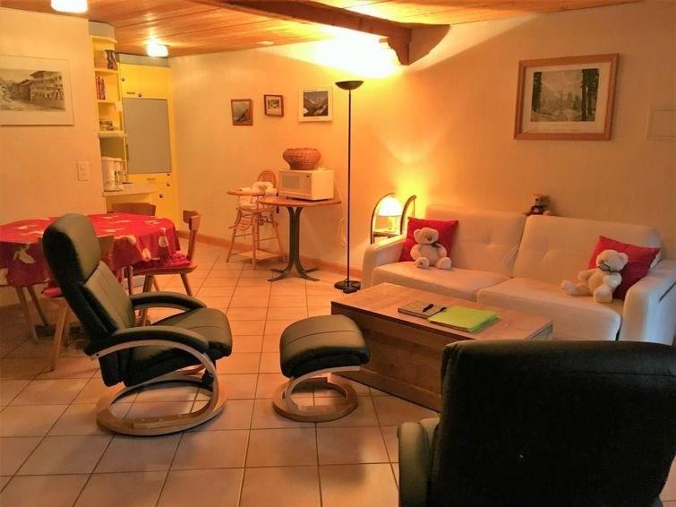 Appartement pour 2 à Rossinière
