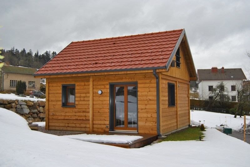 Holiday rentals Gérardmer - House - 4 persons - BBQ - Photo N° 1