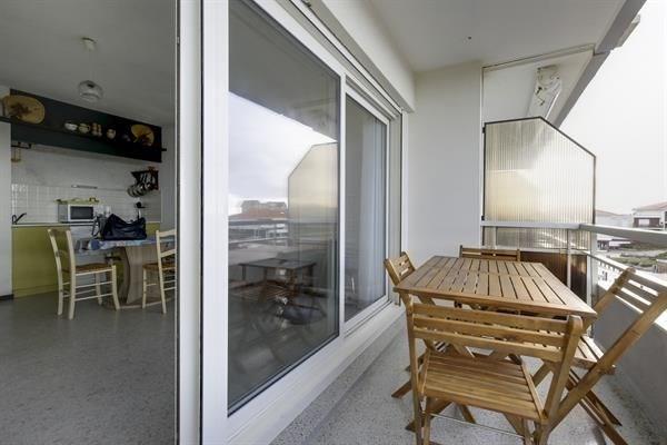 Biscarrosse plage, studio cabine en front de mer