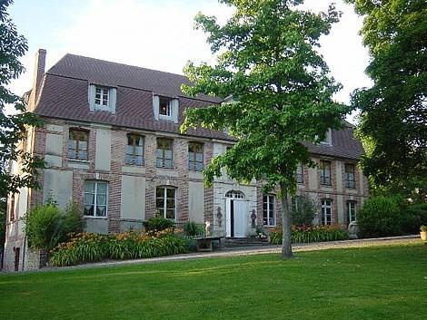 www.lemanoirdesparcs.fr avec piscine intérieure chauffée - Ouilly-le-Vicomte