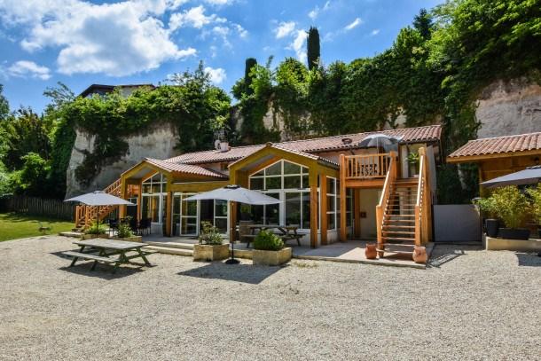 Location vacances Aubeterre-sur-Dronne -  Maison - 14 personnes - Barbecue - Photo N° 1