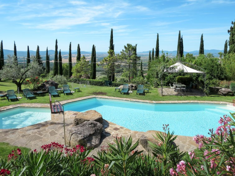 Location vacances Roccastrada -  Appartement - 8 personnes -  - Photo N° 1