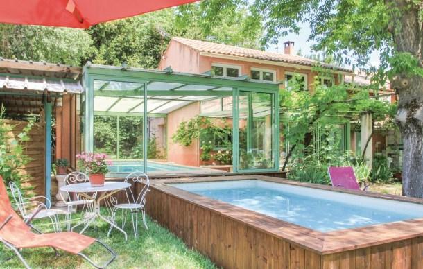 Location vacances Saint-Rémy-de-Provence -  Maison - 8 personnes - Barbecue - Photo N° 1