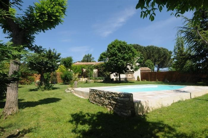 Villa pour 6 pers. avec piscine privée, La Tour-d'Aigues