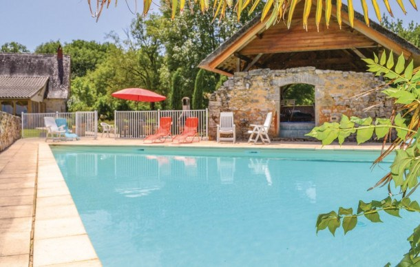 Location vacances Padirac -  Maison - 12 personnes - Barbecue - Photo N° 1