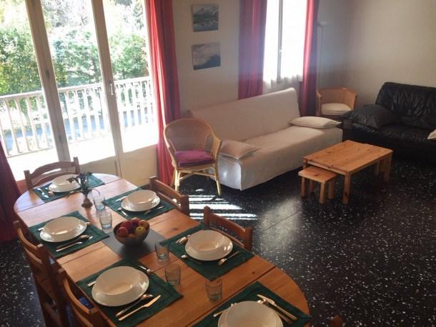 Location vacances Saint-Chaffrey -  Appartement - 7 personnes - Télévision - Photo N° 1