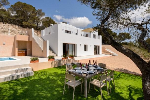 Location vacances Sant Josep de sa Talaia -  Maison - 6 personnes - Télévision - Photo N° 1