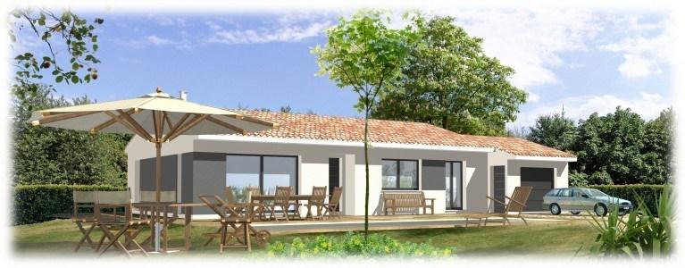 Maison  4 pièces + Terrain 970 m² Plan-d'Aups-Sainte-Baume par MAISONS BLANCHES