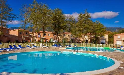 Location vacances Santa-Maria-Poggio -  Maison - 4 personnes - Télévision - Photo N° 1