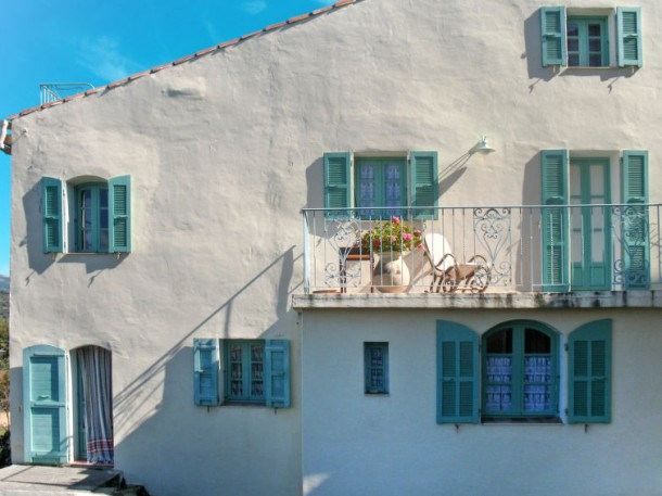 Location vacances Calenzana -  Maison - 6 personnes - Balcon - Photo N° 1