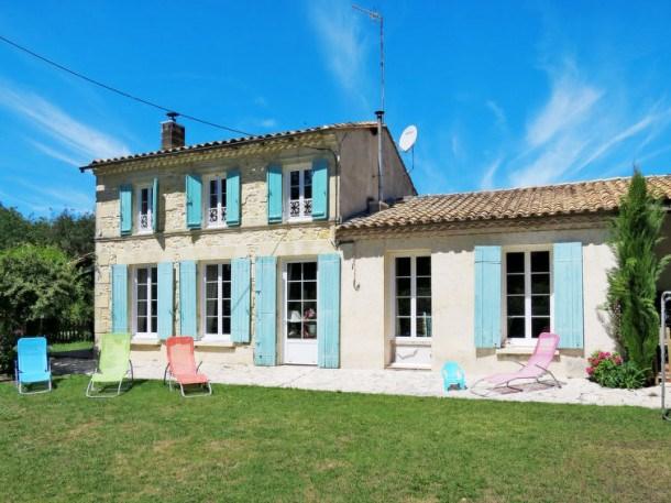 Location vacances Naujac-sur-Mer -  Maison - 8 personnes - Barbecue - Photo N° 1