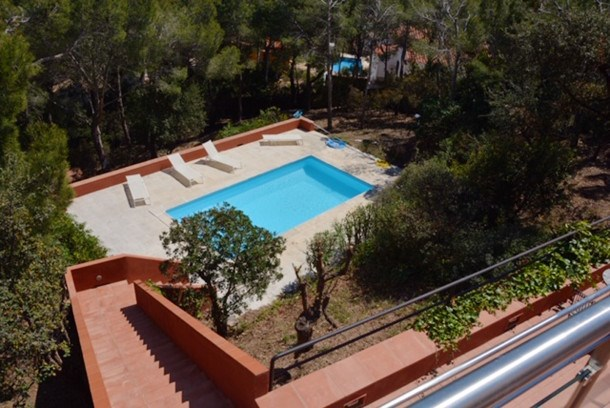 Location vacances Palafrugell -  Maison - 10 personnes - Barbecue - Photo N° 1