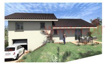 Maison  5 pièces + Terrain 1045 m² St Chamond par COTRIN 42