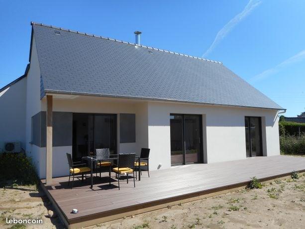 Loue maison Ile Grande à 200 m de la plage