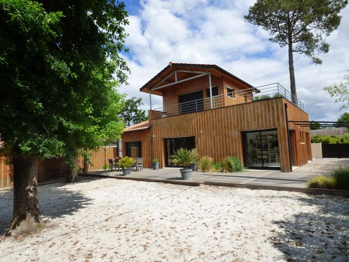 Holiday rentals Andernos-les-Bains - House - 7 persons - BBQ - Photo N° 1