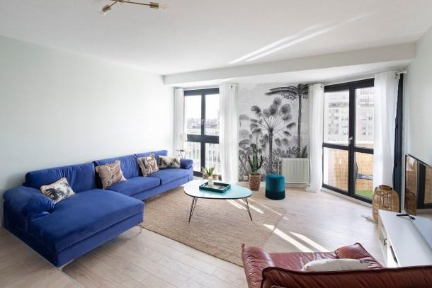 Location vacances Rennes -  Appartement - 6 personnes - Télévision - Photo N° 1