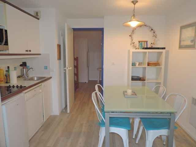 Charmant petit appartement au centre de Bénodet