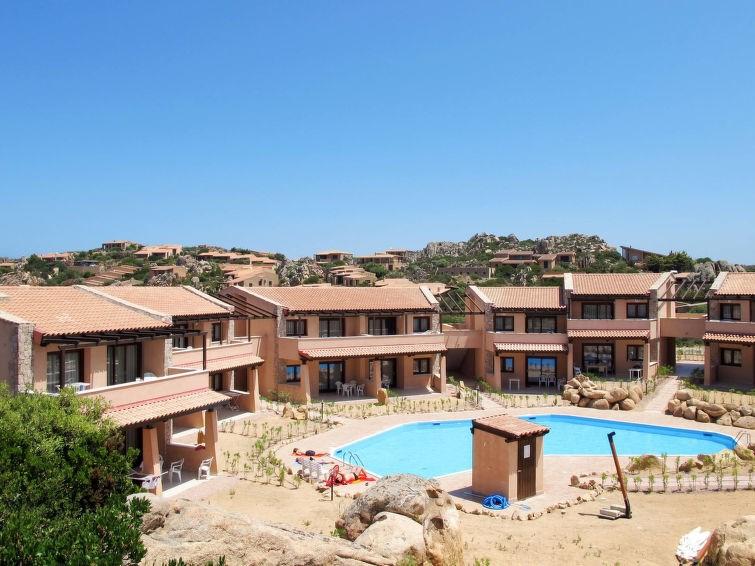 Appartement pour 4 à Costa Paradiso