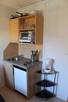 Location vacances Le Dévoluy -  Appartement - 3 personnes - Télévision - Photo N° 1