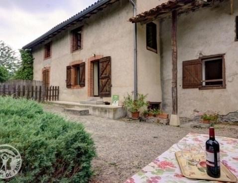 Location vacances Cleppé -  Maison - 6 personnes - Barbecue - Photo N° 1
