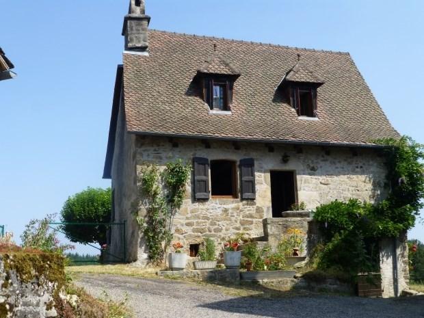 maison de caractère Corrèze vue sur la campagne - Saint-Julien-le-Pèlerin