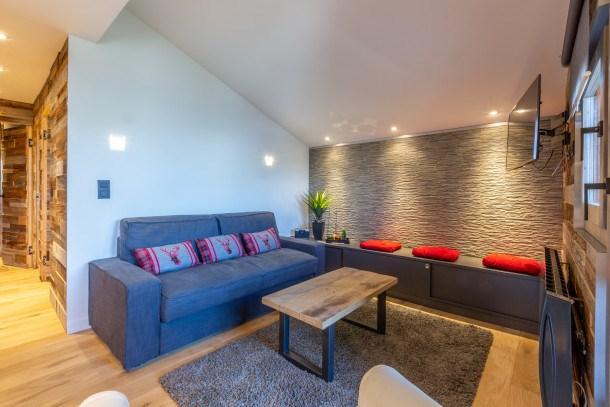 Location vacances Les Avanchers-Valmorel -  Appartement - 6 personnes - Télévision - Photo N° 1