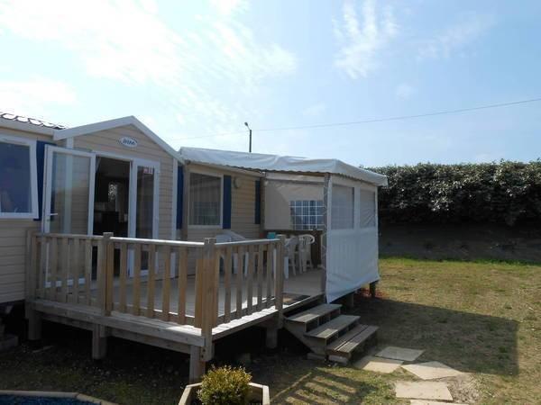 Location Mobil-home Cleder 6 personnes dès 270 euros par semaine