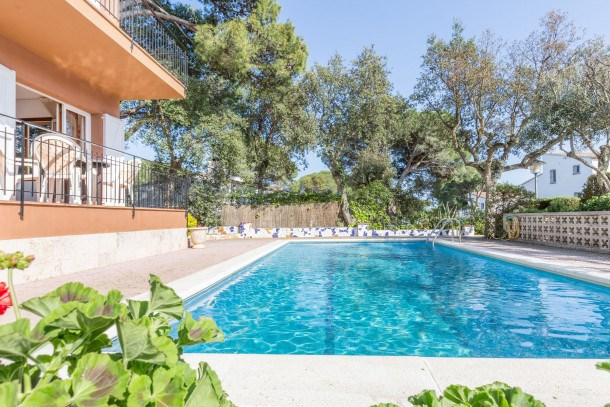 Location vacances Palafrugell -  Appartement - 6 personnes - Barbecue - Photo N° 1