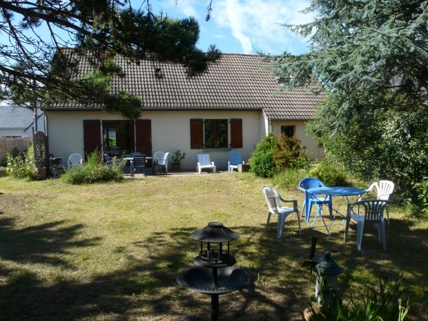 Holiday rentals Agon-Coutainville - House - 8 persons - BBQ - Photo N° 1