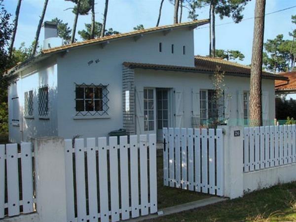 Location vacances La Tremblade -  Maison - 4 personnes - Terrasse - Photo N° 1