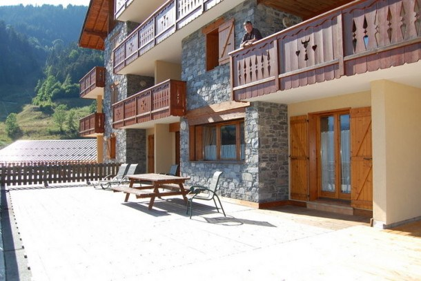 Location vacances Champagny-en-Vanoise -  Appartement - 15 personnes - Télévision - Photo N° 1