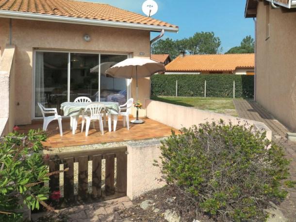 Location vacances Biscarrosse -  Maison - 4 personnes - Barbecue - Photo N° 1
