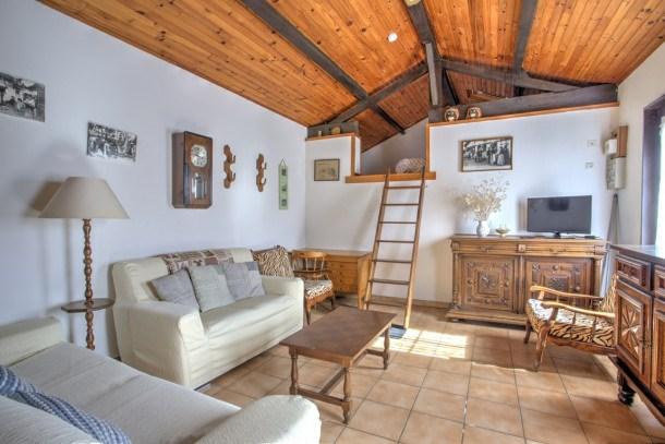 Location vacances Biscarrosse -  Maison - 4 personnes - Télévision - Photo N° 1